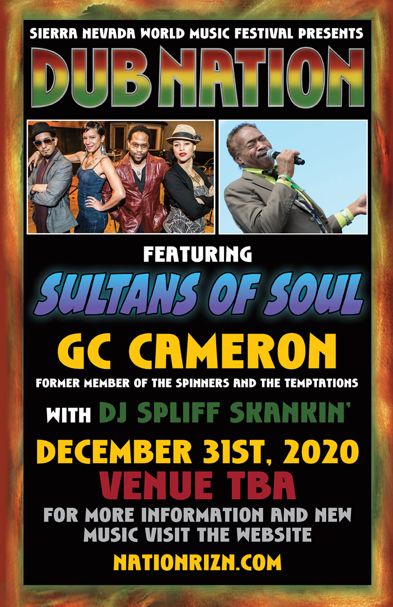 Sultans of Soul GC Cameron